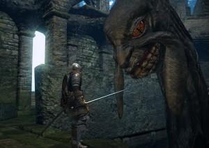 Primordial Serpent Dark Souls