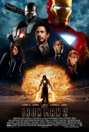 ironman2 poster